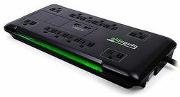 Plugable 12 AC Outlet Surge Protector - 25 Foot Power Cord w