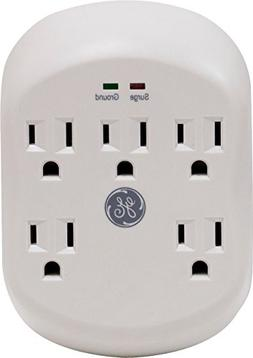 GE 5-Outlet Surge Protector, 55205
