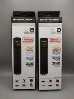 6 Outlet Extreme Power Surge Protector