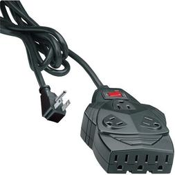 Wholesale CASE of 10 - Fellowes Mighty 8 Surge Protector-Sur