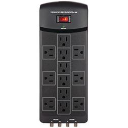 Core Power 1200 12 outlet surge protector with AV protection