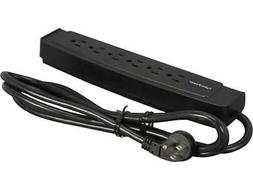 CyberPower CSP606T Professional Surge Protector + TEL Protec