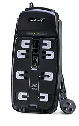 Cyberpower CSP806TTAA 8 Outlets Professional Surge