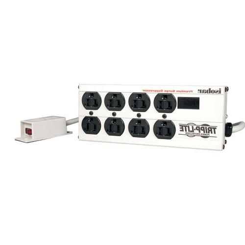 Tripp Lite Isobar 8 Outlet Surge Protector Power Strip with