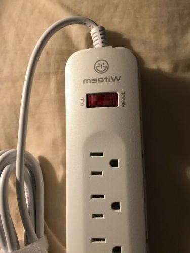 BRAND Protector Smart Power - 6 Outlets