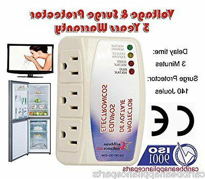 home appliance voltage and surge protector 3