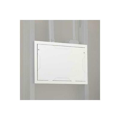 pac525 in wall storage box with white