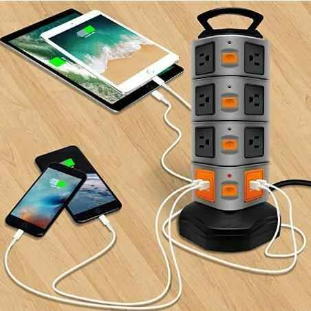 Power Surge Charging Station,14Outl