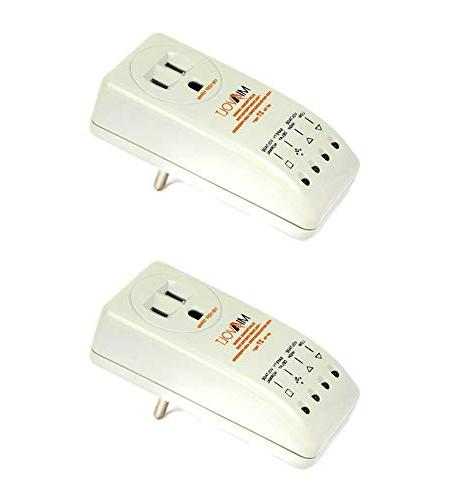 Brownout Surge Protector 3-Years