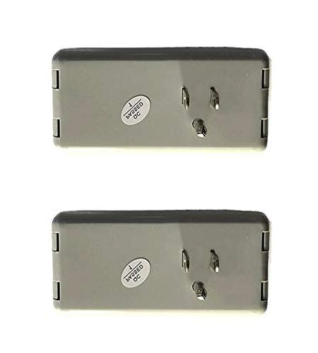 2-Pack Brownout Appliance Surge 3-Years