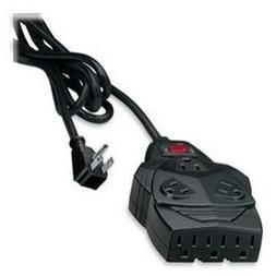 ** Mighty 8 Surge Protector, 8 Outlets, 6ft Cord