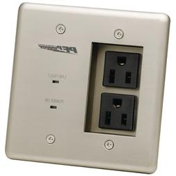 PANAMAX MIW-POWER-PRO-PFP 2-Outlet MAX MIW-POWER-PRO-PFP In-