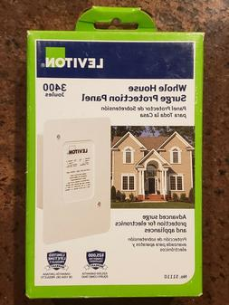 Leviton R00-51110-SRG Surge Protector 120/240V Residential W