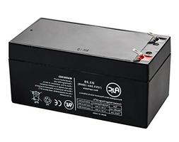 Replacement Battery for Cyber Power CP425G 12V 3.4Ah