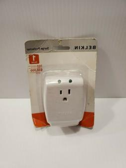 Belkin Single Outlet Wall-Mount Surge Protector