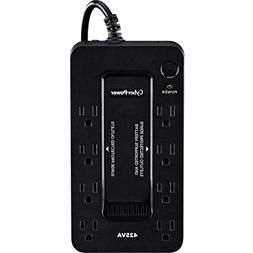 CyberPower ST425 Standby UPS System, 425VA/260W, 8 Outlets,