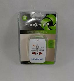 Samsonite Universal Power Adapter With Surge Protector Facto